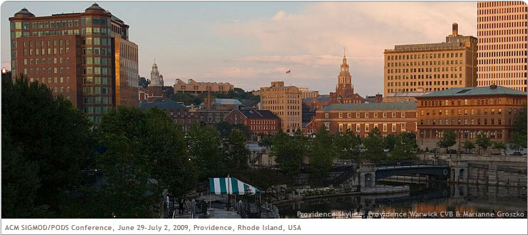 The ACM SIGMOD/PODS Conference: Providence, Rhode Island